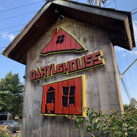 11/01/17 Daryl's House, Pawling, NY