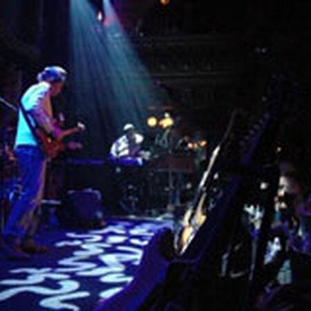 03/28/09 Great American Music Hall, San Francisco, CA
