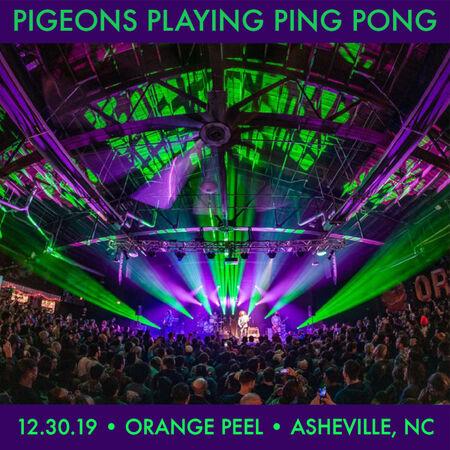 12/30/19 The Orange Peel, Asheville, NC
