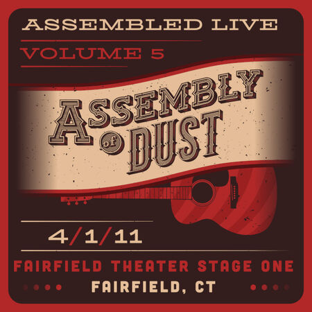 04/01/11 Fairfield Theatre Company On Stage One, Fairfield, CT
