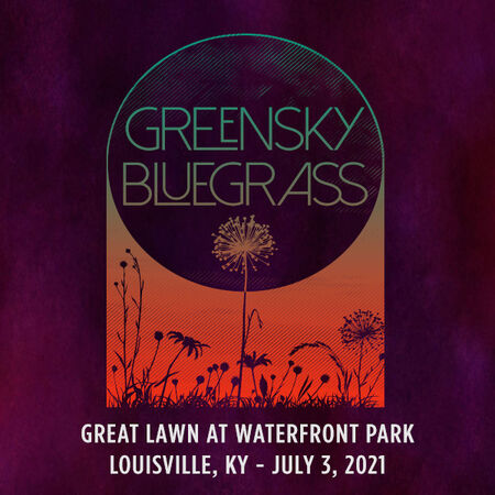 07/03/21 Great Lawn at Waterfront Park, Louisville, KY