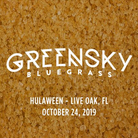 10/24/19 Hulaween, Live Oak, FL