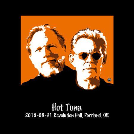 08/31/18 Revolution Hall, Portland, OR