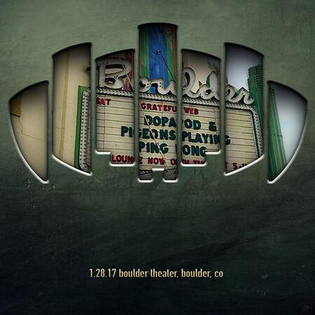 01/28/17 Boulder Theater, Boulder, CO