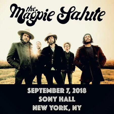 09/07/18 Sony Hall, New York, NY