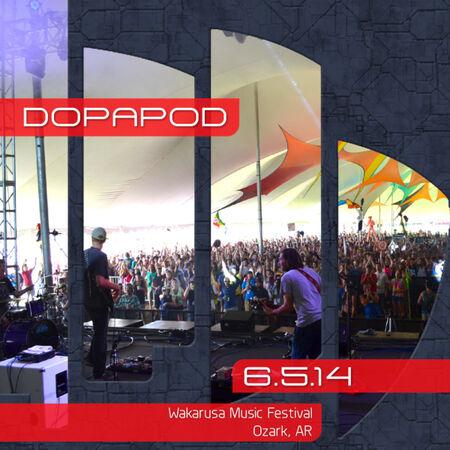06/05/14 Wakarausa Music Festival, Ozark, AR