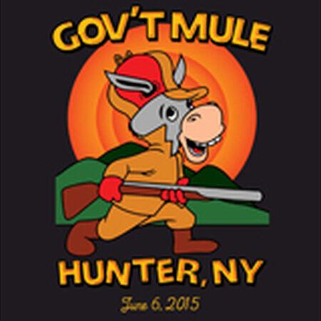 06/06/15 Mountain Jam, Hunter, NY