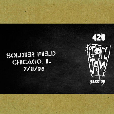 Pearl Jam online-music of 07111995 Soldier Field Chicago
