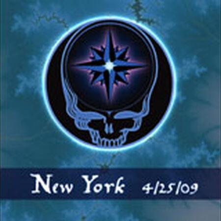 04/25/09 Madison Square Garden, New York, NY