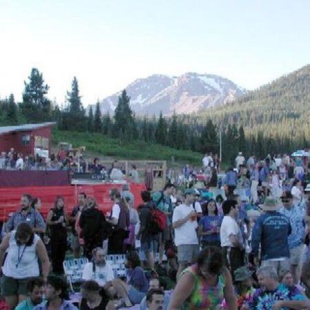 08/07/01 Mt. Shasta Ski Resort, Mt. Shasta, CA