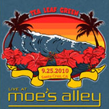 09/25/10 Moe's Alley Blues Club, Santa Cruz, CA