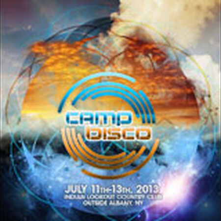 07/11/13 Camp Bisco, Mariaville, NY