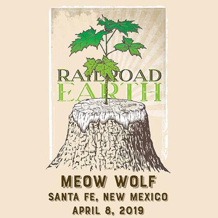 04/08/19 Meow Wolf, Santa Fe, NM