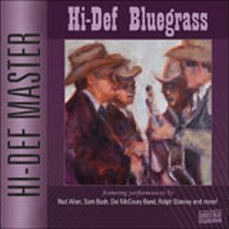 Hi-Def Bluegrass Compilation