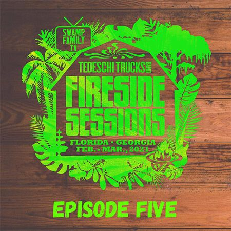 03/18/21 The Fireside Sessions, Florida, GA