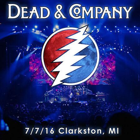 07/07/16 DTE Energy Music Theatre, Clarkston, MI