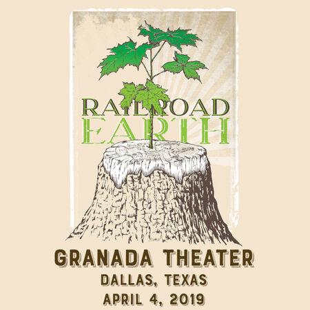 04/04/19 Granada Theatre, Dallas, TX