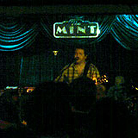 10/21/09 The Mint, Los Angeles, CA