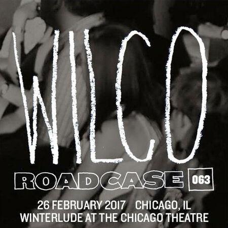 02/26/17 The Chicago Theatre, Chicago, IL