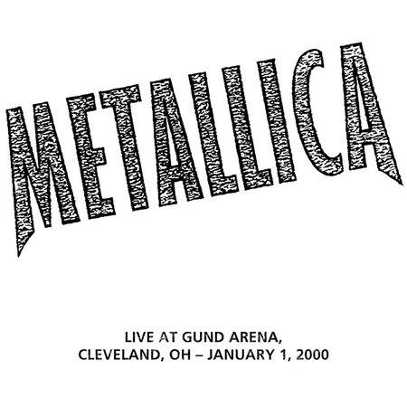 01/01/00 Gund Arena, Cleveland, OH