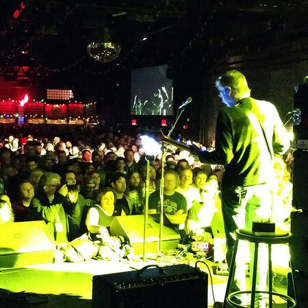 02/12/17 Brooklyn Bowl, Brooklyn, NY