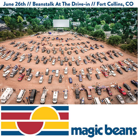 06/26/20 Beanstalk: At the Drive-In!, Fort Collins, CO