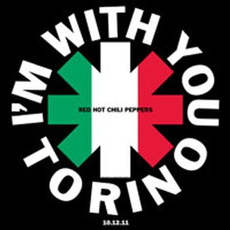 12/10/11 Palaolimpico, Torino, ITA