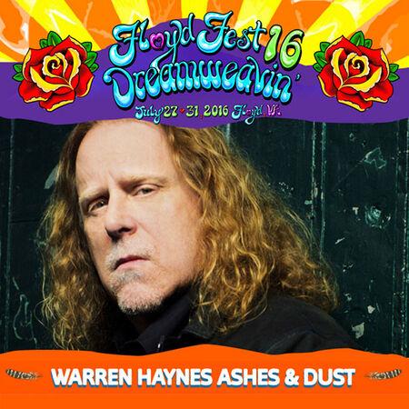 07/30/16 Floydfest, Floyd, VA