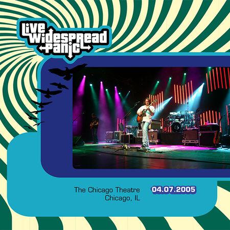 04/07/05 Chicago Theatre, Chicago, IL