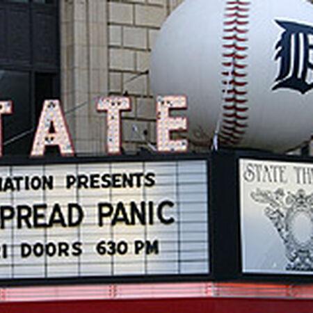 10/20/06 State Theatre, Detroit, MI