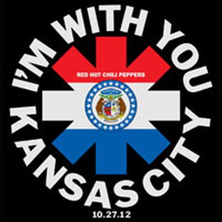10/27/12 Sprint Center, Kansas City, MO