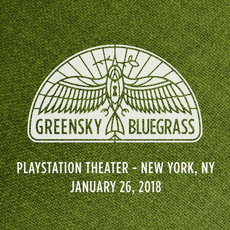 01/26/18 PlayStation Theater, New York, NY