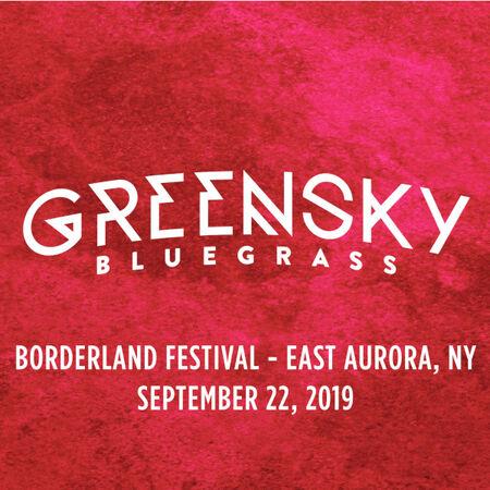 09/22/19 Borderland Festival, East Aurora, NY