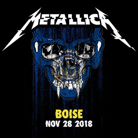 11/28/18 Taco Bell Arena, Boise, ID