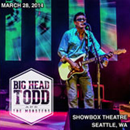 03/28/14 Showbox Theatre, Seattle, WA