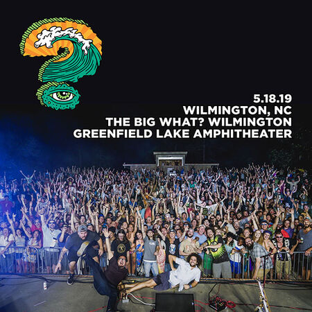 05/18/19 Greenfield Amphitheater, Wilmington, NC