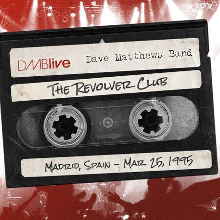 03/25/95 The Revolver Club, Madrid, ESP