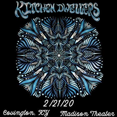 02/21/20 Madison Theater, Covington, KY