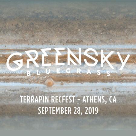09/28/19 Terrapin Recfest, Athens, GA
