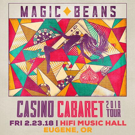 02/23/18 Hifi Music Hall, Eugene, OR