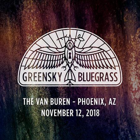 11/12/18 The Van Buren, Phoenix, AZ