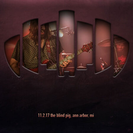 11/02/17 The Blind Pig, Ann Arbor, MI