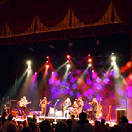 10/08/15 Warner Theatre, Washington, DC