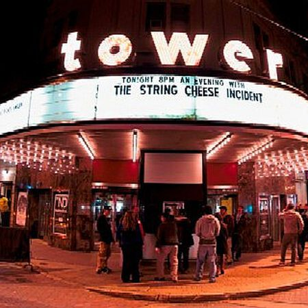 12/01/11 Tower Theatre, Upper Darby, PA
