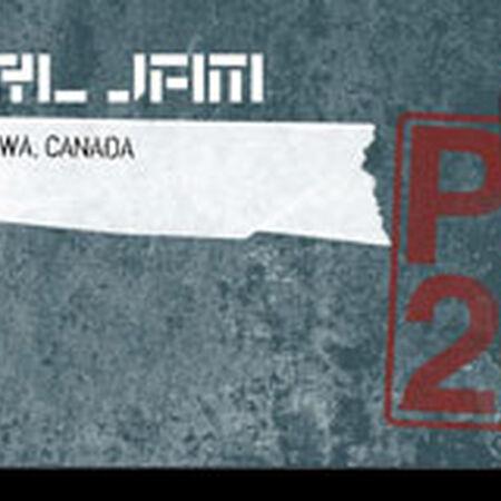 09/14/11 Scotiabank Place, Kanata, ON