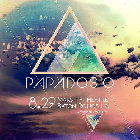 08/29/18 Varsity Theatre, Baton Rouge, LA