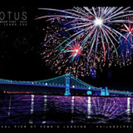 12/31/11 Festival Pier , Philadelphia, PA