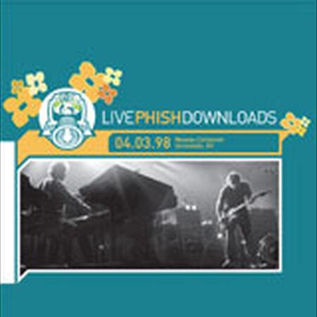 04/03/98 Nassau Coliseum, Uniondale, NY
