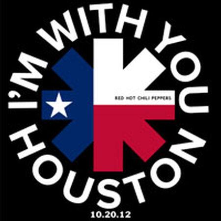10/20/12 Toyota Center, Houston, TX