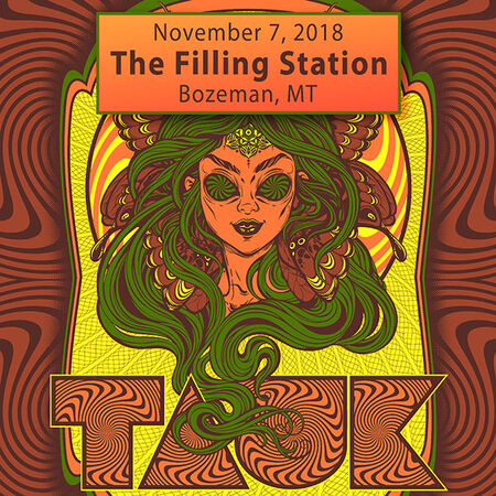 11/07/18 The Filling Station, Bozeman, MT